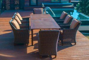 Фото-Toscana 8 Плетеная мебель ротанг