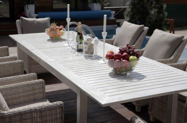 Фото-Toscana 8 grey Плетеная мебель