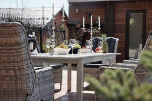 Toscana & Verona 6 beige brown Плетеная мебель из искусственного ротанга