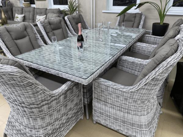 Avenue Обеденная мебель из искусственного ротанга