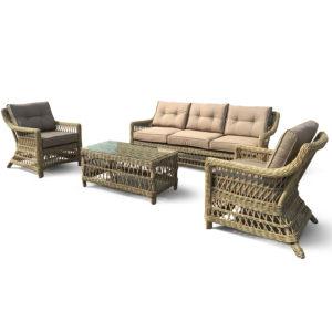 Фото-Плетеная мебель Beatrix Lounge