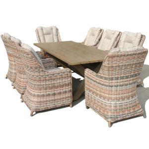 Фото-Плетеная мебель Impera