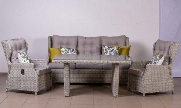 Фото-Плетеная мебель Linda