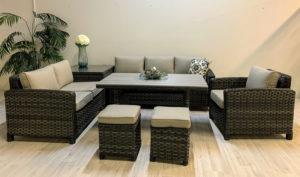 Фото-Плетеная мебель Tongolero из искусственного ротанга