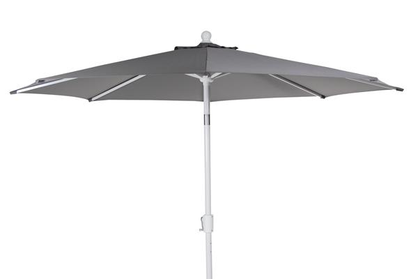 "Зонт садовый ""TARANTO"" d300 серый Brafab"