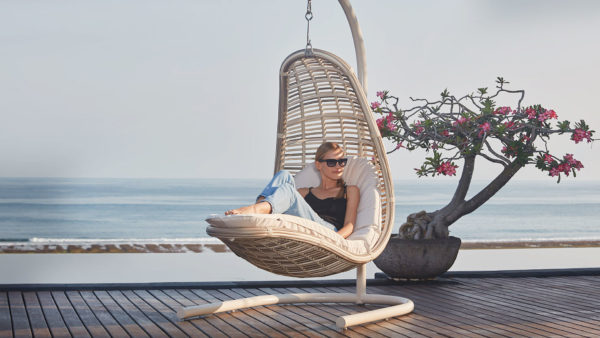 CHRISTINE Подвесное кресло качели - Skyline Design фото 1