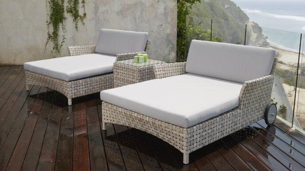 CIELO set 3 Плетеная мебель Skylinedesign
