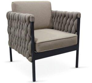 Cubes Кресло садовое плетеное жгут