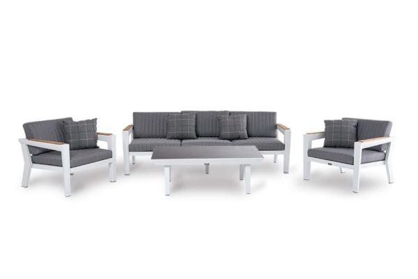 Фото-Foresta-Lounge Садовая алюминиевая мебель
