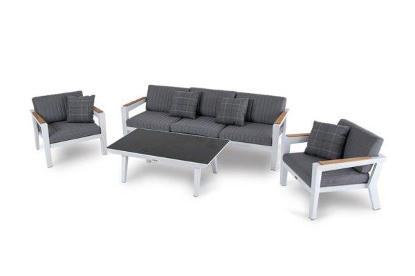 Foresta-Lounge Садовая алюминиевая мебель фото 2