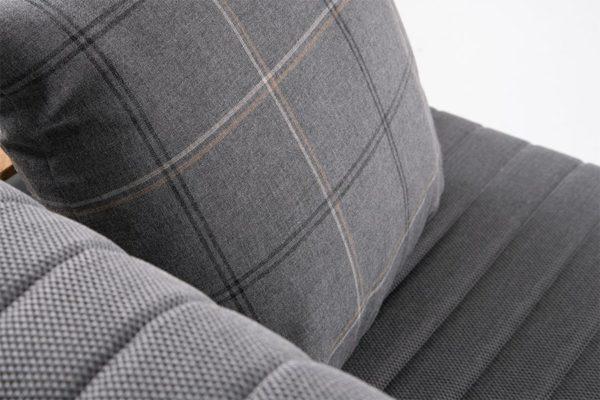 Foresta-Lounge Садовая алюминиевая мебель фото подушки