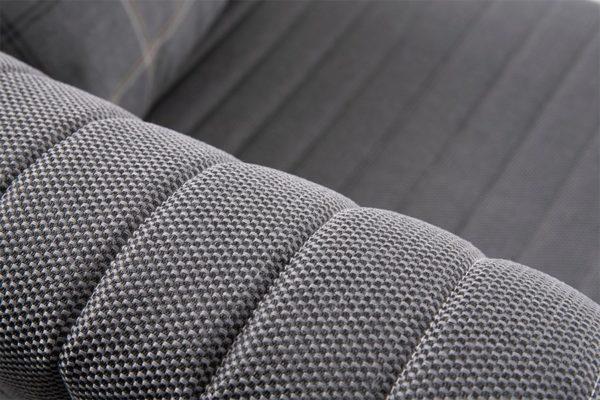 Foresta-Lounge Садовая алюминиевая мебель фото ткани
