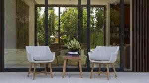 POB set 3 Плетеная мебель из искусственного ротанга Skylinedesign