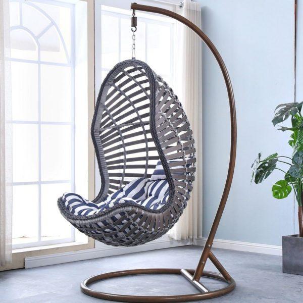 Подвесное кресло Caprica grey