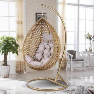 Подвесное кресло Lazio beig