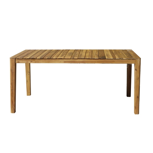 Садовый стол из акации AURA 170