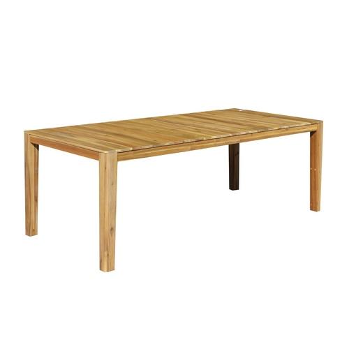 Садовый стол из акации AURA 215