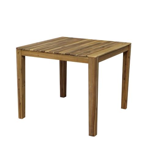 Фото-Садовый стол из акации AURA 90