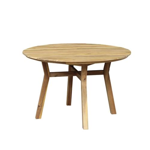 Фото-Садовый стол из акации Modena D 116