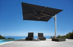 Зонт профессиональный Astro Titanium 3,5х3,5 метра