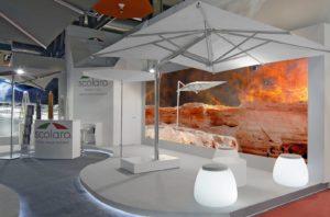 Зонт садовый профессиональный Astro Titanium 3х4 метра