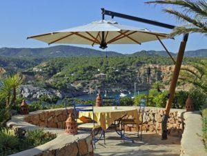 Зонт профессиональный Palladio Braccio 3,5 метра