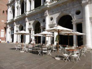 Зонт садовый Palladio Standard 2,5 фото 2