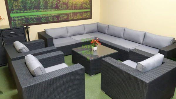 Luisa Lounge set Мебель из искусственного ротанга