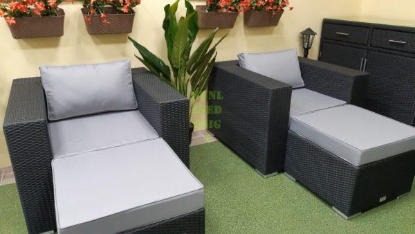 Фото-Luisa Relax set 2 Плетеная мебель
