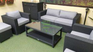 Фото-Luisa set 1 Мебель из ротанг