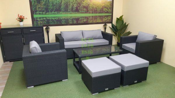 Фото-Luisa set 1 Ротанг мебель на веранду