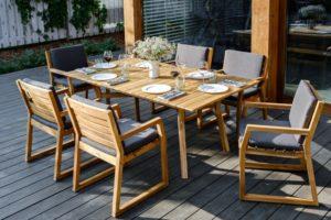Садовая мебель MODENA dining set 6 персон