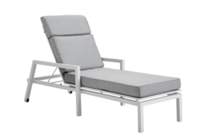 фото-Belfort лежак пляжный white