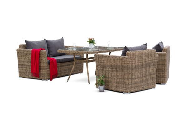 Плетеная мебель Affogato