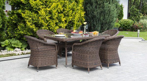 Espresso brown 4SiS Плетеная мебель