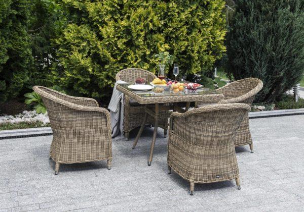 Плетеная мебель Fredo 4SiS