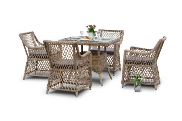 Irish Столовая мебель для террасы 4SiS