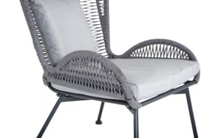 Madrid Кресло садовое плетеное