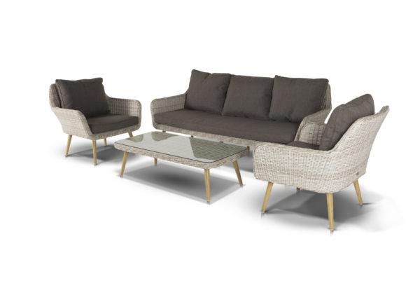 Мебель из искусственного ротанга Прованс