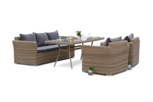 Mocaccino Плетеная мебель 4SiS