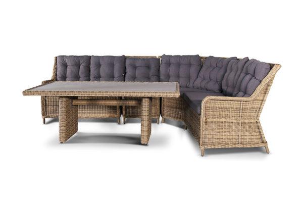 Фото-Плетеная мебель Бергамо