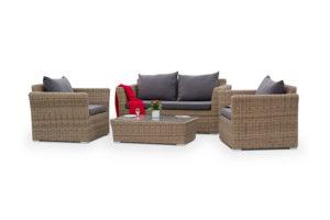 Плетеная мебель Капучино 1