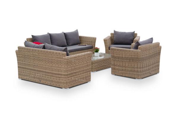 Плетеная мебель Капучино 2