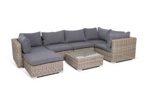 Плетеная мебель Лунго