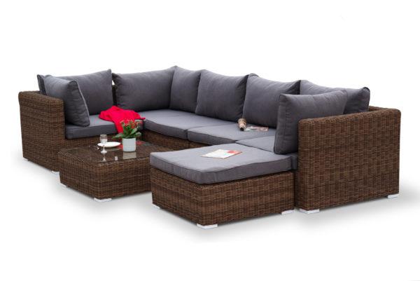 "Плетеная мебель ""Lungo"" brown"