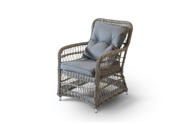 Кресло из ротанга искусственного Cesena