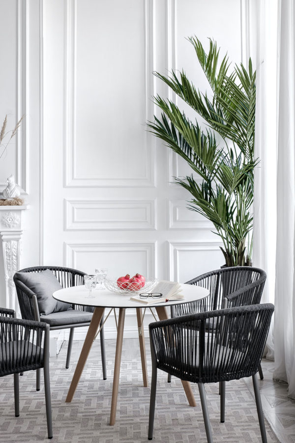 Фото-Мебель обеденная для веранды Francesco