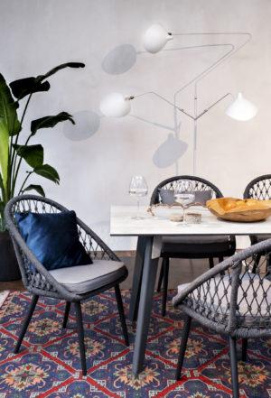 Marco Мебель столовая для террасы и гостиной