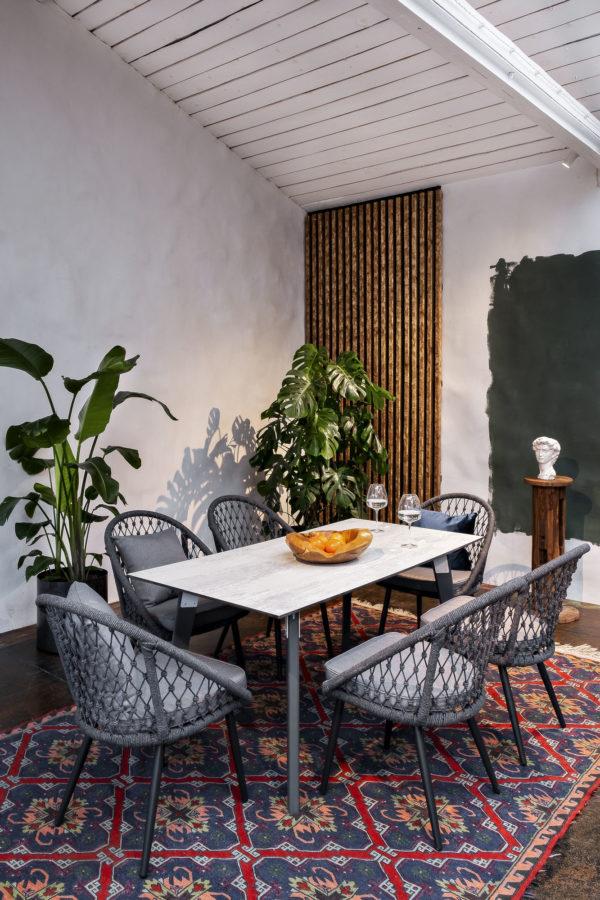 Фото-Marco Обеденная мебель для террасы и гостиной