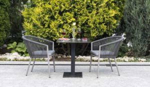 Фото-Комплект мебели для летнего кафе Marseille